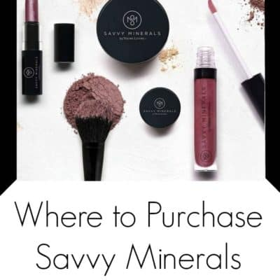 How to purchase Savvy Minerals!