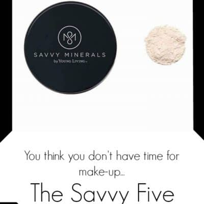Savvy Five Minute Face – Savvy Minerals by Young Living