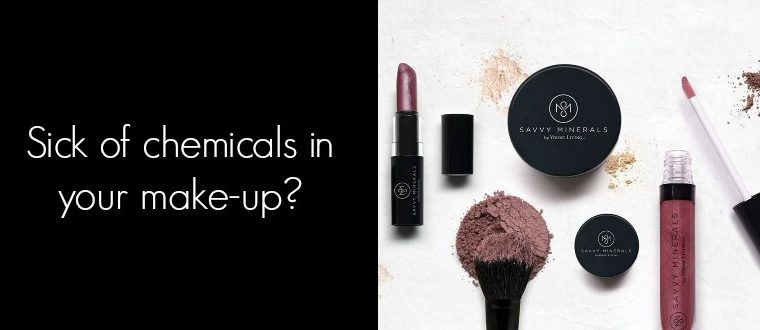Savvy Minerals Make-up by Young Living
