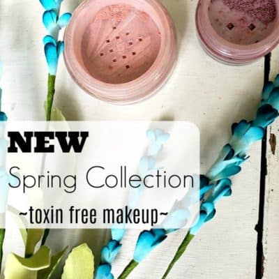Spring Collection – add a pop of color to your makeup routine!
